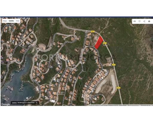 Parcela en Venta en Cala Llonga - V2615