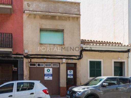 Casa en Venta en Mahón - V2631