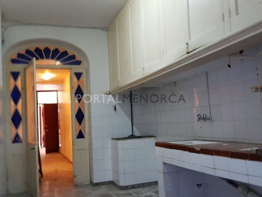 House for Sale in Mahón - V2637