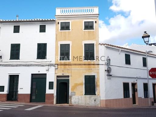 Einfamilienhaus zu verkaufen in Alaior - V2662