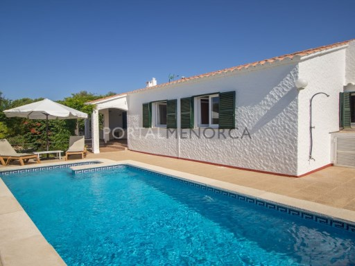 Villa in Binisafua Playa Ref: S2742 1