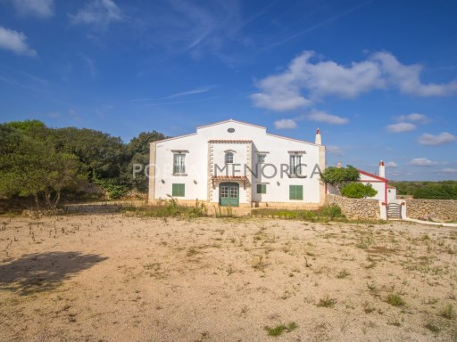 Country house in Alaior Ref: S2746 1