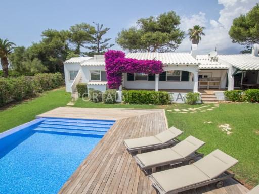 Villa in Cap d'en Font Ref: S2750 1