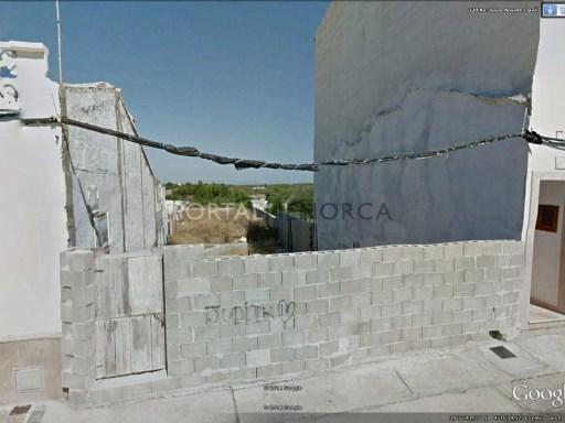 Parcela en Venta en Mahón - S2126