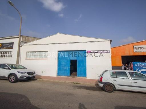 Industrial in Es Castell Ref: S2765 1