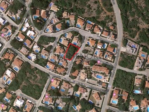 Terrain à Binibeca Vell Ref: S2794 1