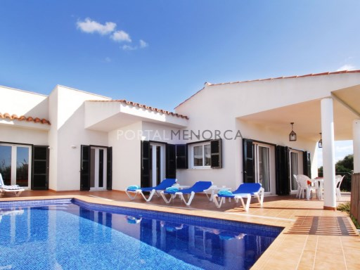 Villa for Rent in Binibeca Vell - S2191