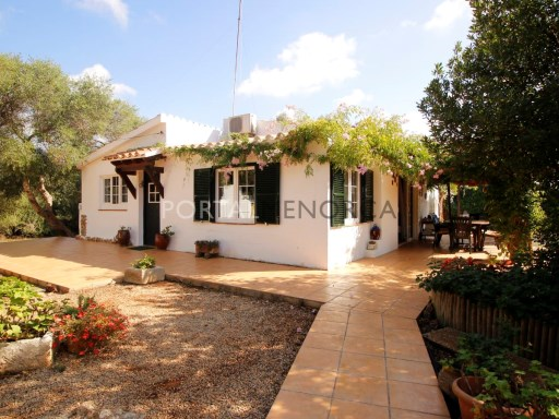 Country house for Sale in Binifadet - S1733