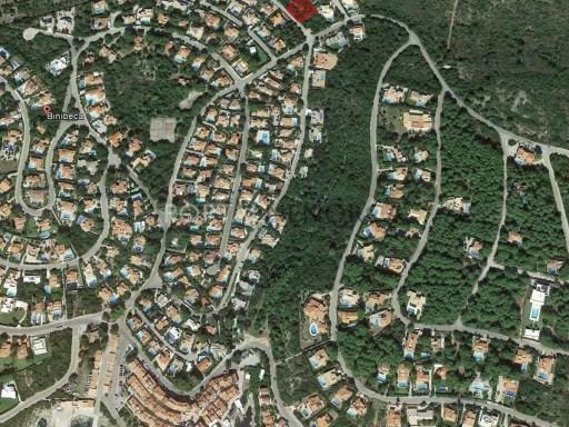 Terrain à Binibeca Nou Ref: S136 1