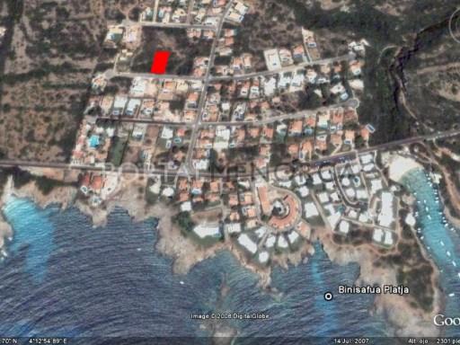 Terrain à Binisafua Playa Ref: S1290 1