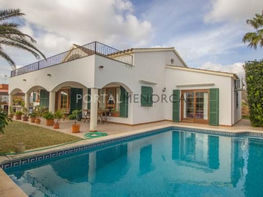 Villa in Son Remei Ref: S1419 1