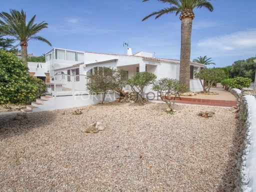 Villa for Sale in Binibeca Nou - S1338