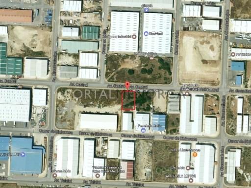 Bauparzelle gewerblich zu verkaufen in Sant Lluís - S2478