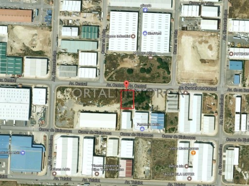 Industrial Plot for Sale in Sant Lluís - S2478