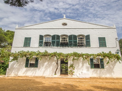 Country house in Ciutadella Ref: S2513 1