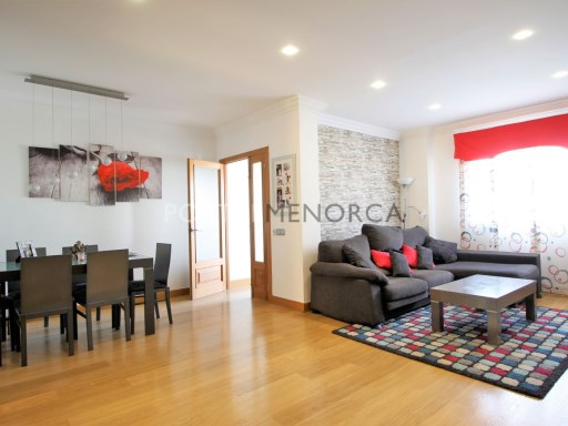 Flat for Sale in Es Castell - S2540