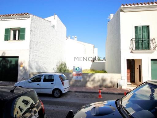 Parcela en Venta en Sant Lluís - S2555