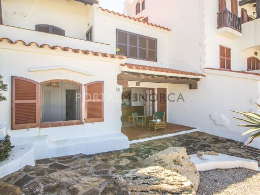 Apartment in Playas de Fornells Ref: S2580 1