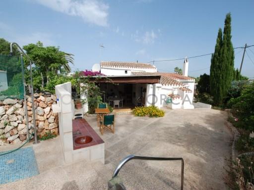 Maison de campagne à Sant Lluís Ref: H2497 1