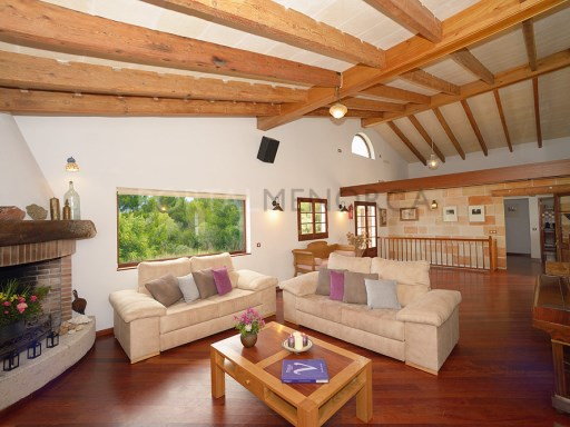 Country house in Cala Morell Ref: C19 1