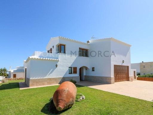 Villa in Cala Morell Ref: C68 1