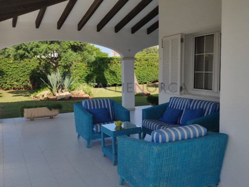 Villa in Affitto in Cala'n Blanes - C87