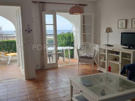 Apartamento en Cala Blanca Ref: C117 1