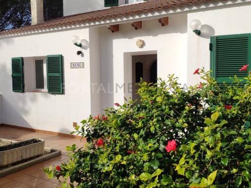 Villa in Cala'n Blanes Ref: C122 1