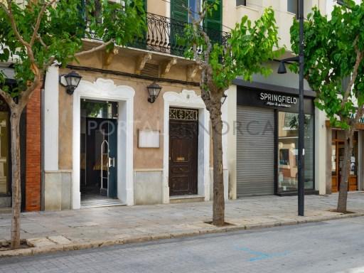 Commercial for Rent in Mahón - CV128