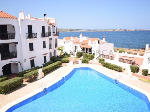 Apartment in Playas de Fornells Ref: T1077 1