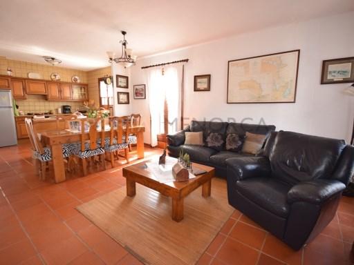 Apartment in Playas de Fornells Ref: T1058 1