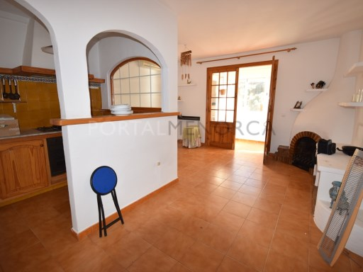 Flat for Sale in Es Mercadal - T1057
