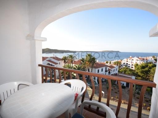 Apartment in Playas de Fornells Ref: T1052 1