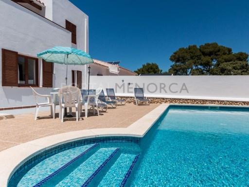 Villa in Cala Galdana Ref: T1165 1