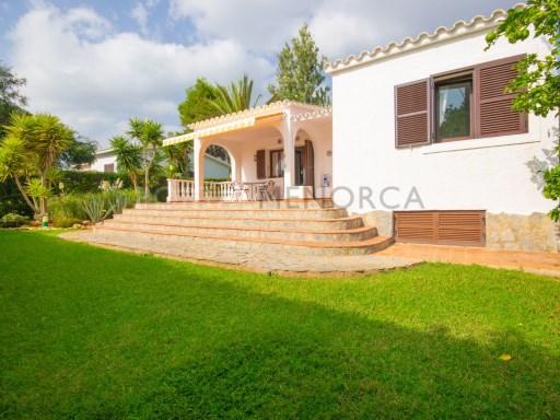 Villa in Son Bou Ref: T1167 1