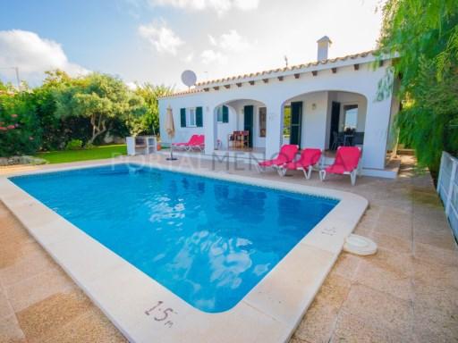 Villa in Cala'n Porter Ref: T1168 1