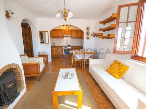 Apartamento en Playas de Fornells Ref: T1219 1