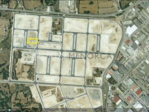 Bauparzelle gewerblich in Zona Poligono (Poima) Ref: M7276 1