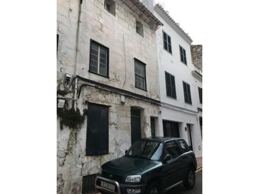 Einfamilienhaus in Mahón Ref: M8526 1