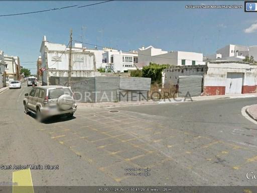 Parcela en Ciutadella Ref: M7316 1