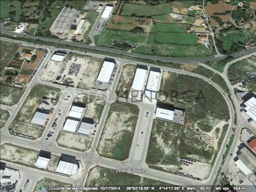 Bauparzelle gewerblich in Zona Poligono (Poima) Ref: M7517 1