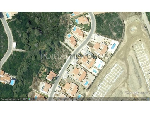 Plot in Cala Llonga Ref: M728 1
