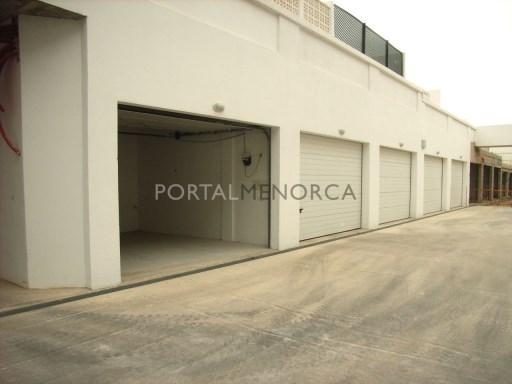 Garage in Mahón Ref: M1715 1