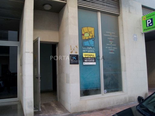 Commercial in Zona Via Ronda Ref: M8017 1