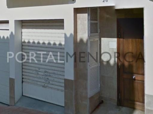 Garage in Es Castell Ref: M8073 1