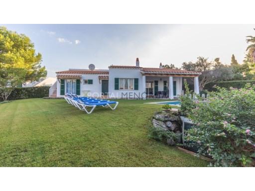 Villa à Binibeca Vell Ref: M8108 1