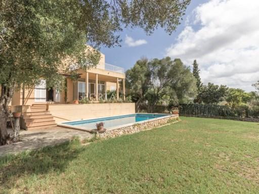 Villa in Binixica Ref: M8315 1