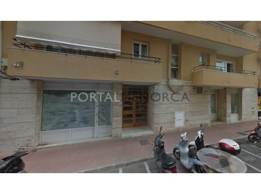 Local comercial en Mahón Ref: M8319 1