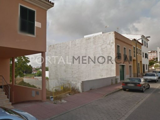 Plot in Alaior Ref: M8475 1