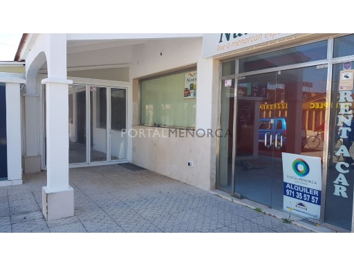 Local comercial en Cala'n Blanes Ref: V2718 1